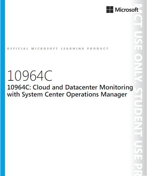 Cloud & Data Center Monitoring